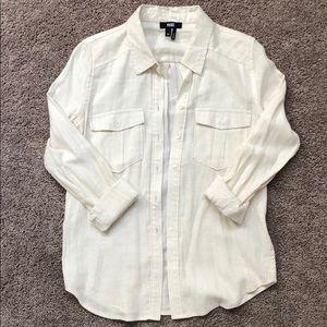 Paige button up blouse